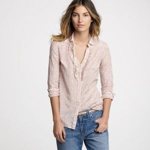 Classic J. Crew button down perfect shirt